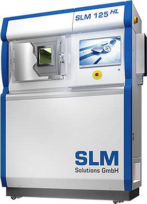 SLM 125 machine