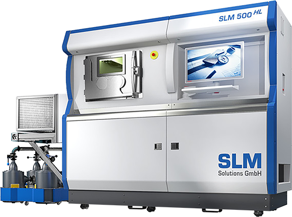 SLM 500 machine